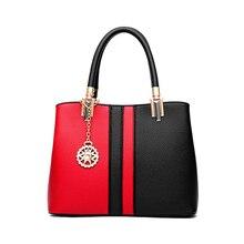 Korean Version Of the Trend Retro Womens Handbags Fashion Temperament Bags Simple Wild Ladies Handbag