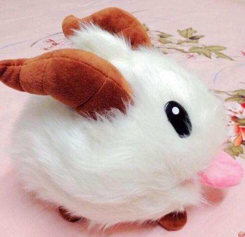 Soft Stuffed Doll League of Legends Gooney Plush Figure Toy Cute Newest Toys