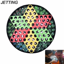HOT New Kids Develop Intelligence Game Battle Ludo Flying Airplane Plastic Carpet Chess(China)