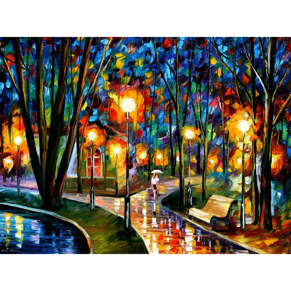 modern art paintings for sale park by the lake knife oil painting Landscape for living room Hand paintedmodern art paintings for sale park by the lake knife oil painting Landscape for living room Hand painted