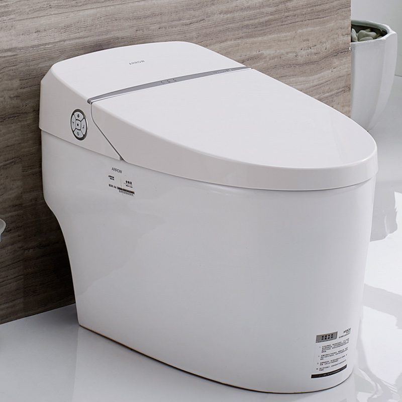 Bathroom Smart Toilet Multi-function Hot With Remote Control Toilet Stool Akb1188 Professional Design That Is
