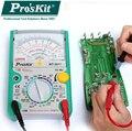 Pro'skit MT-2017  аналоговый мультиметр  безопасный Стандартный Профессиональный измерительный измеритель напряжения переменного тока постоянно...