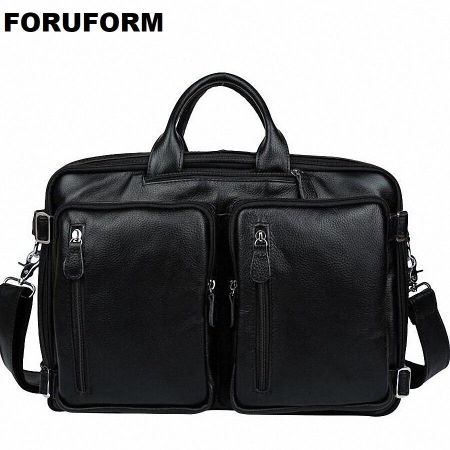 Многофункционална Пълно Зърно Естествена Кожа Пътна Чанта Мъжка Кожена Чанта за Пътни Чанти Duffle Bag Голяма Tote Уикенд Чанта LI-1524