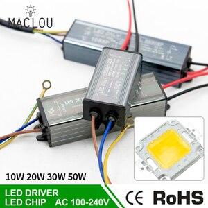 LED Driver 10W 20W 30W 50W IP6