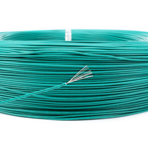 Image 4 - 1pin Flexible toronné 10 mètres fil 20 jauge AWG 8 couleurs Kit PVC fils câble électrique, câble LED, bricolage