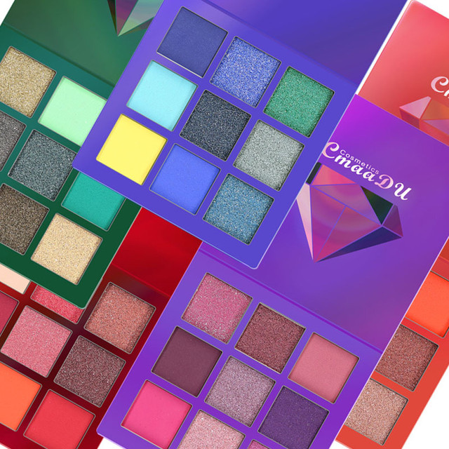 Color Game Eyeshadow Palette