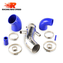 High Performance Aluminum Pipe Intakes Silicon hoses Kit Suit for TT 1.8T mit 225 PS