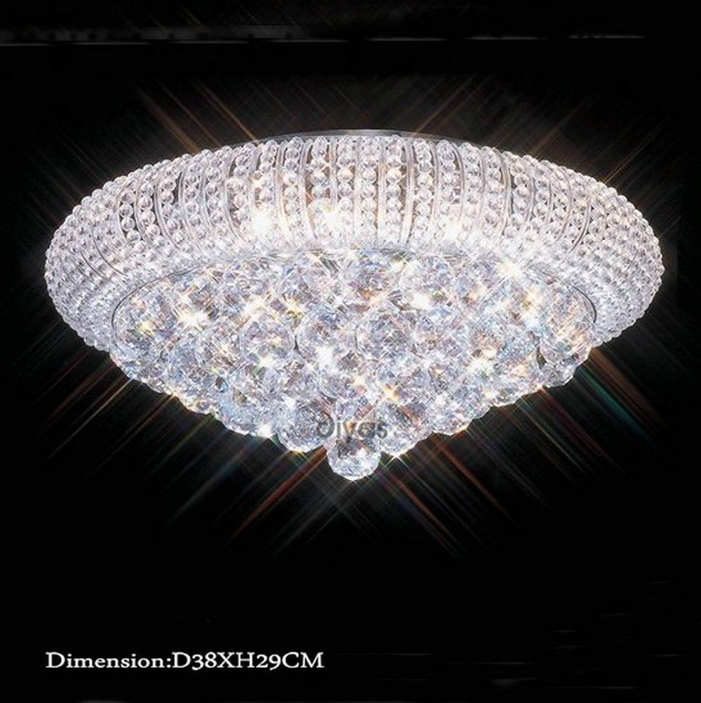 Modern crystal chandeliers ceiling lustres de cristal home ...