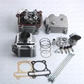 61 мм GY6 152QMI 157QMJ 125 150 180cc GP110 4-клапанный/4 В Большая Скважина Performance Kit