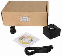 Cheaper HD 2.0MP USB2.0 Electron Microscope Digital Eyepiece Camera with C-mount Adapter