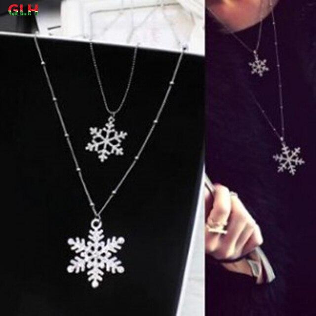 90b3464ac5e7 Moda europea y americana bordado doble suéter largo accesorios de vestir de  la cadena colgante collar