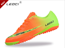 Soccer Shoes Indoor Men Sports Training Shoe Professional   Football Boots Breathable Shock Absorption men soccer shoes