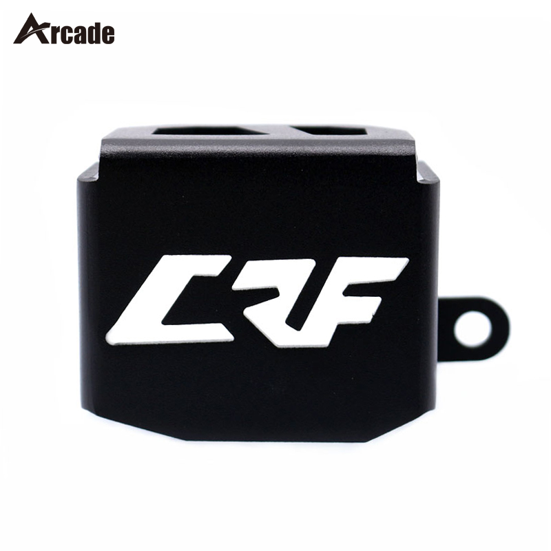 Arcade Rear Brake Reservoir Guard Protective Cover Protector For Honda  CRF1000L Africa Twin 2016 2017 ab67ff4ed82db