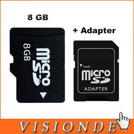 8-GB-TF-Card-micro-sd-memory-card-SD-Card-Adapter-Plastic-Box-For-DVD-TV