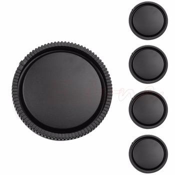 1 sztuk tylna pokrywa obiektywu etui na Sony E Mount NEX NEX-5 NEX-3 obiektyw aparatu tanie i dobre opinie OOTDTY Sony Minolta Lens Cap38570