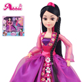 Abbie Princess Dolls Hua Mulan Doll New Arrived Fashion Fun And Educational Toys Girl's Gift Best Friend Play with Children DIY