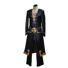 ジョジョの奇妙な冒険レオーネabbacchioコスプレ衣装任意のサイズ
