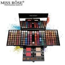 Box Shape Full Color Pro Makeup Eyeshadow 2017 Women Case Fu