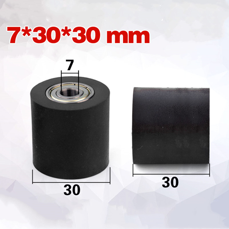 [PU0730-30S]stainless steel bearing 607ZZ TPU PU sliding door machine pulley wheel guide roller pulley 3030mm[PU0730-30S]stainless steel bearing 607ZZ TPU PU sliding door machine pulley wheel guide roller pulley 3030mm
