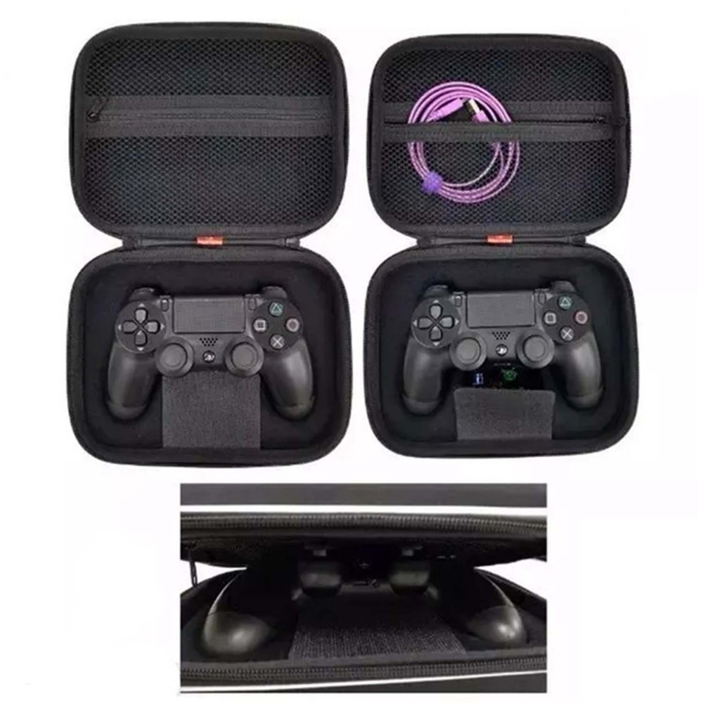 New Hot Sale Shockproof Travel Carrying Pocket Protective Pouch Bag Case Hard Pack for Sony PlayStation 4 PS4 Wired controller