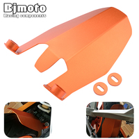BJMOTO Motorcycle CNC Aluminum Rear Fender Extension Extender For KTM DUKE 390 2013 2018 DUKE 250 2017 2018 DUKE 125 DUKE 200