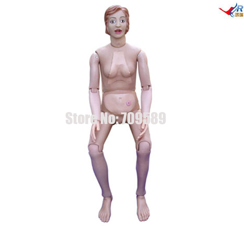 High Quality Nurse Training Doll (Female), Nursing ManikinHigh Quality Nurse Training Doll (Female), Nursing Manikin