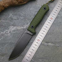 POHL integrato coltello Niolox lama G10 maniglia di campeggio esterna lavorazione del legno da giardino multi-purpose strumento di caccia