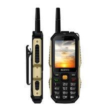 Original SERVO P20 2.4″ Quad Band 3 SIM Card Cellphone GPRS TV Voice Changing Laser Flashlight Power Bank Phone Russian keyboard