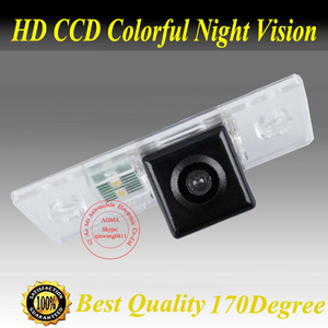 Facory Promotion CCD night vision Car rear view camera For VW Touareg Tiguan Old Passat Santana Polo Sedan car parking camera|camera pentax|camera game|camera led light panel -