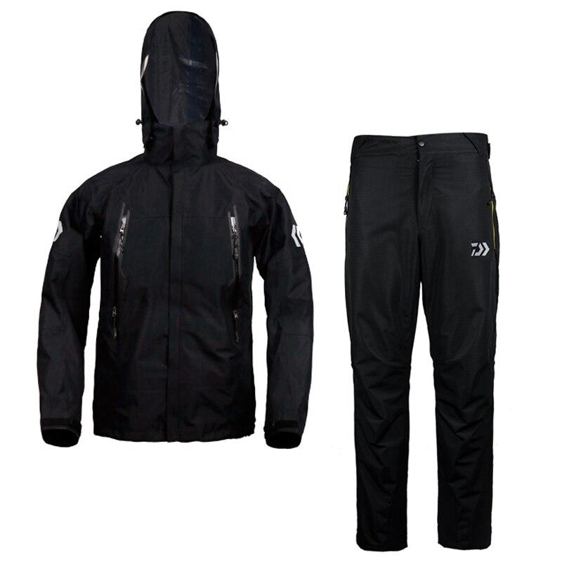 2017 высокое качество рыбалка Костюмы комплекты мужские воздухопроницаемые наружные спортивной костюм зимняя рыбалка рубашка и брюки FS032