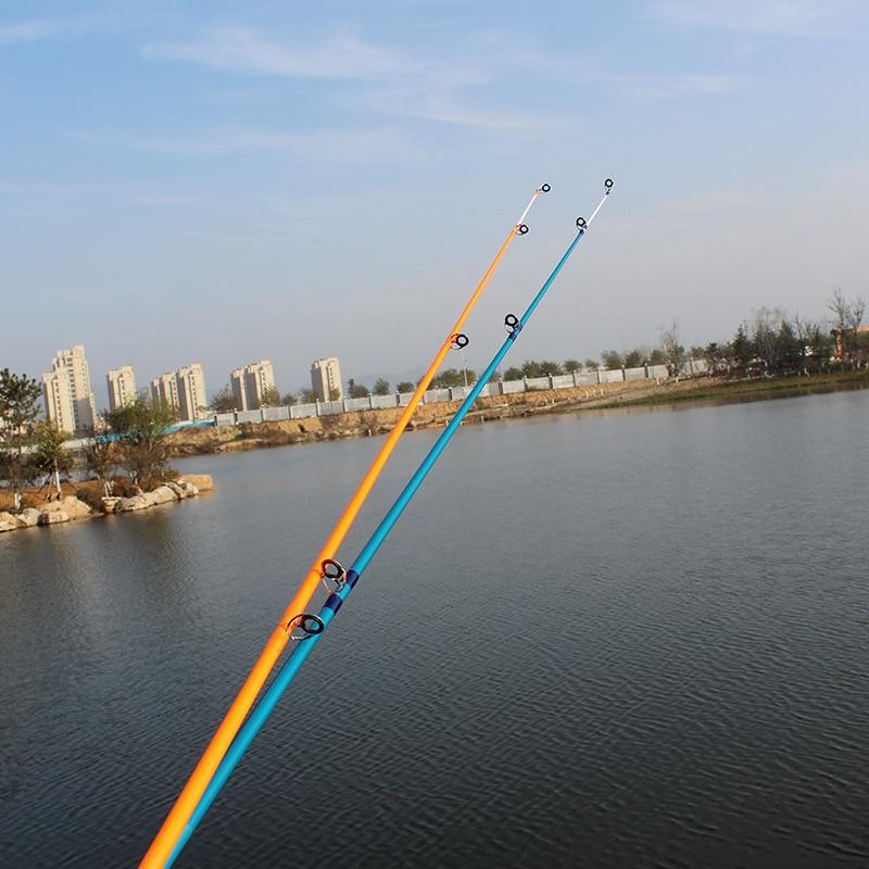 New high quality carbon distance throwing rod 4.2 m 4.5 m superhard surf fishing rod sea rod GAN059