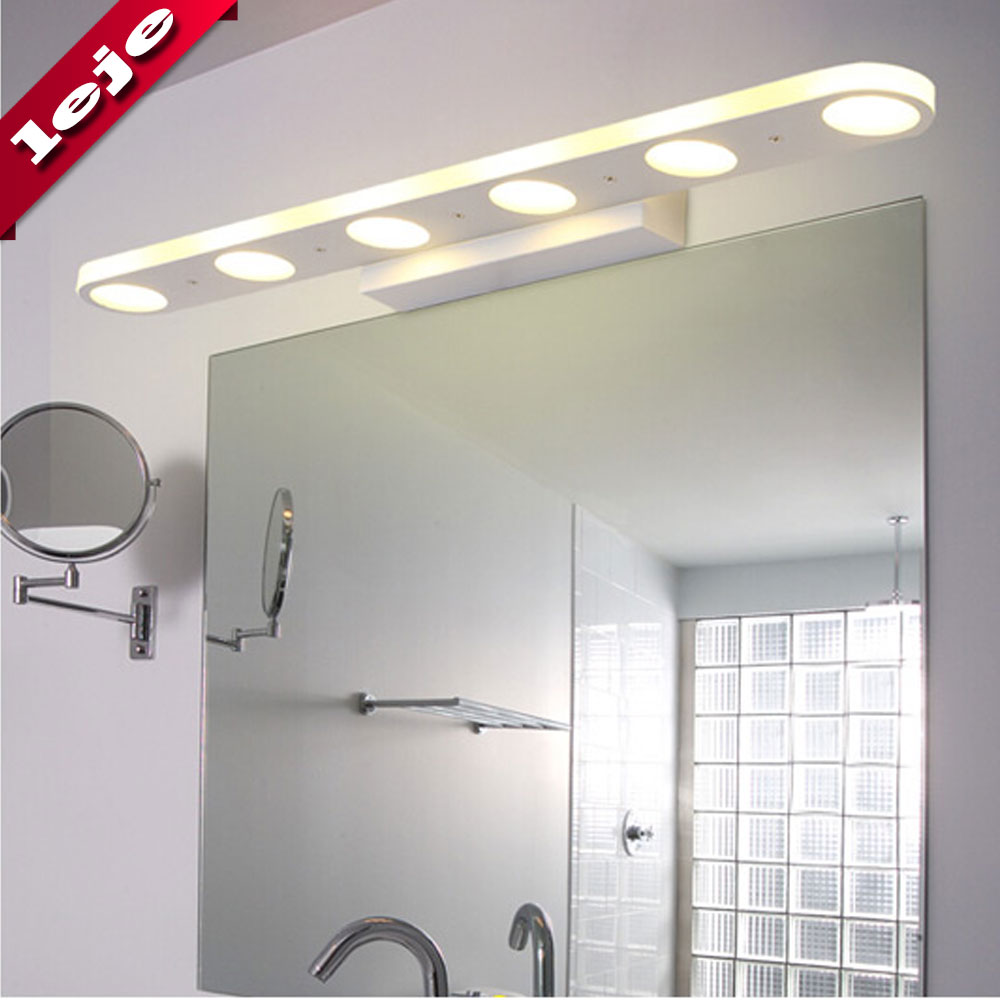 LED Wall Lamp wall light Up down 10W 15W LED Mirror Front Wall Lights dresser Modern Dresser Brief Bathroom-in LED Indoor Wall Lamps from Lights & Lighting    1