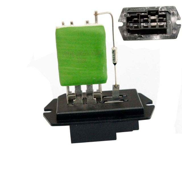 Novo Aquecedor HVAC Blower Motor Resistor Para Dodge Chrysler 2001-2005 68029175AA