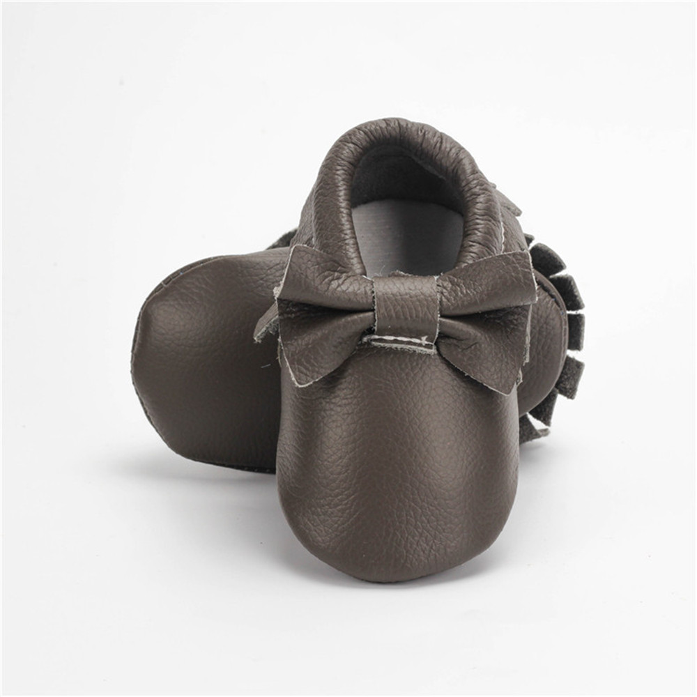SDMOCCS Brand Baby Girl Shoes Tassels Baby Moccasin Newborn Babies Shoes Geunine Leather Shoes For Newborn boys 0-24M