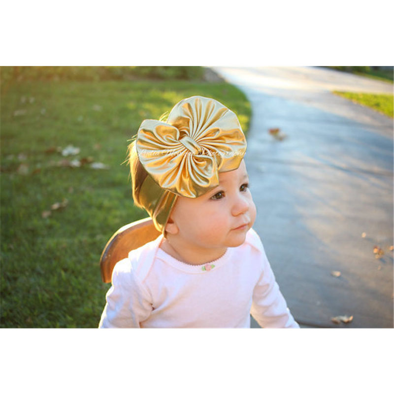 Eva2king Hot Sale Blond Butterfly Hats Party Time Bling Hat New Baby Head Wrap Hats Gifts For Children Kids Party Dressing