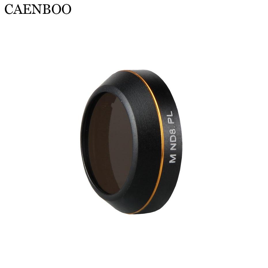 Caenboo Filtros para drones para DJI Mavic pro Accesorios lente filtro protector HD nd CPL Mavic pro profesional ND8 nd16 Filtros
