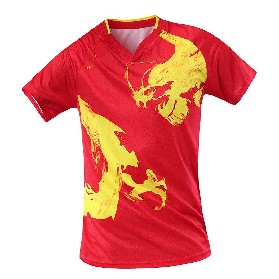 2019 New CHINA Table Tennis Shirts Men /Women , Sports Table Tennis Clothes , Ping Pong Tshirts , Sport Shirts