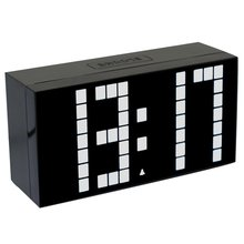 Large Display Wall Clock Personalized Desk Clocks With Countdown Thermometer Function