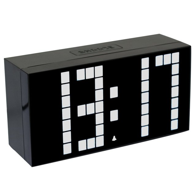 Large Display Wall Clock Personalized Desk Clocks With Countdown