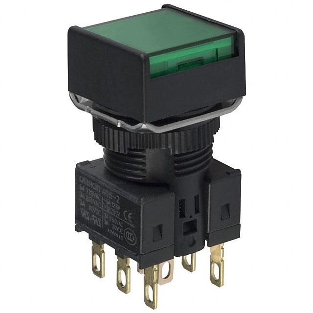 button switch A165L-AGM-24-1 Original button switch a165l agm 5 1 original