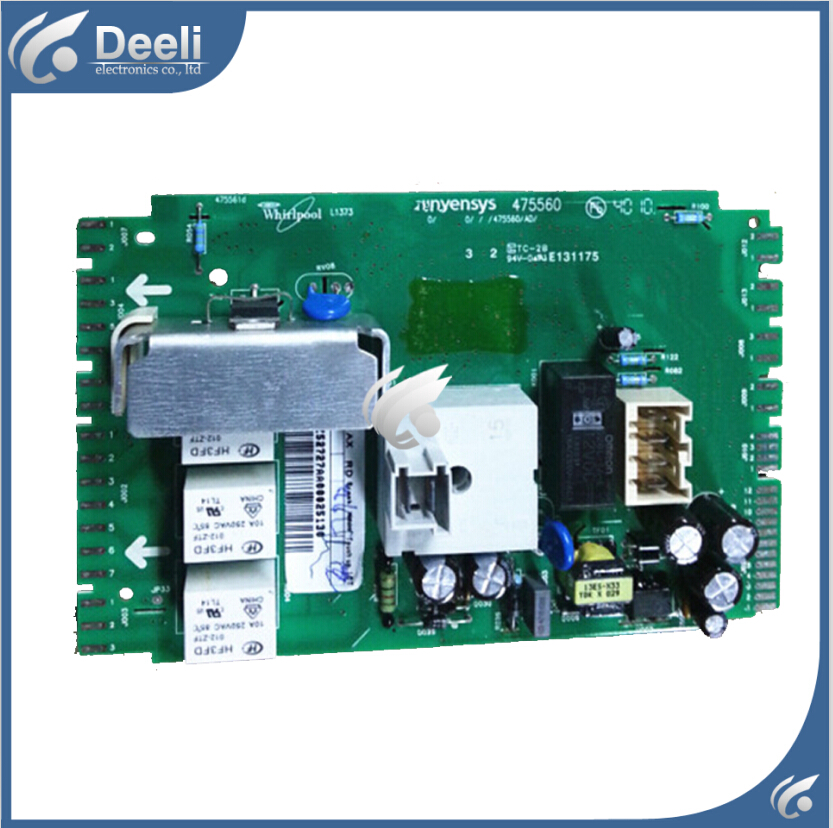98% new Original good working for washing machine computer board WFS1278CW WFS1278CS motherboard on sale 95% new original good working for sanyo washing machine computer board xqg75 f1129w motherboard 1set