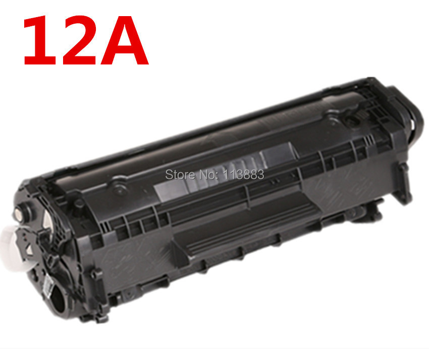 BLOOM Compatible Toner Cartridge Q2612A 12A 2612A for HP <font><b>LaserJet</b></font> <font><b>1010</b></font>/<font><b>1012</b></font>/<font><b>1015</b></font>/<font><b>1018</b></font>/<font><b>1022</b></font>/1022N/1022NW/<font><b>1020</b></font>/3015MFP 3020 3030 image