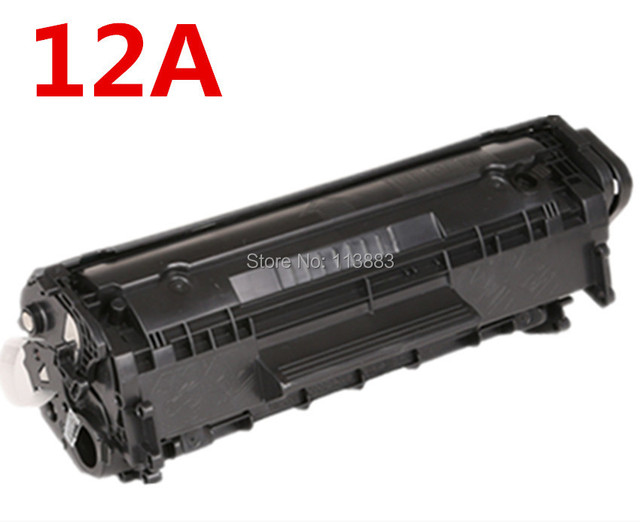 BLOOM kompatybilny kaseta z tonerem Q2612A 12A 2612A dla HP LaserJet 1010/1012/1015/1018/1022/1022N/1022NW/1020/3015MFP 3020 3030