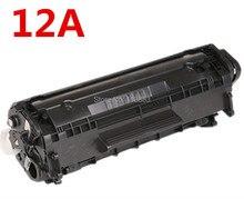 בלום תואם טונר מחסנית Q2612A 12A 2612A עבור HP LaserJet 1010/1012/1015/1018/1022/1022N/1022NW/1020/3015MFP 3020 3030