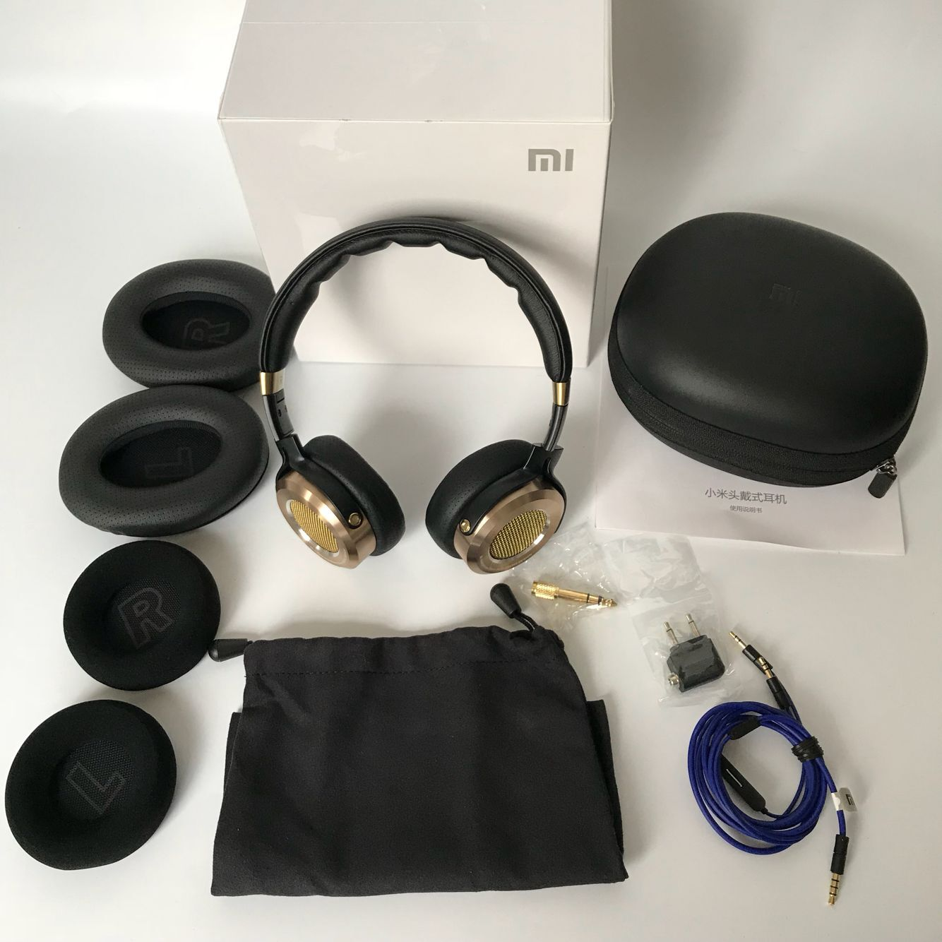 Original Xiaomi Dynamic Headphone Wired Control Hifi Music Monitor DJ Studio Earphones Hi-Res Audio Built-in MEMS Microphone 2017 originalty hi z earbud hp400se 400ohm hifi dj monitor music portable in ear wired earbuds earphones for iphone xiaomi htc