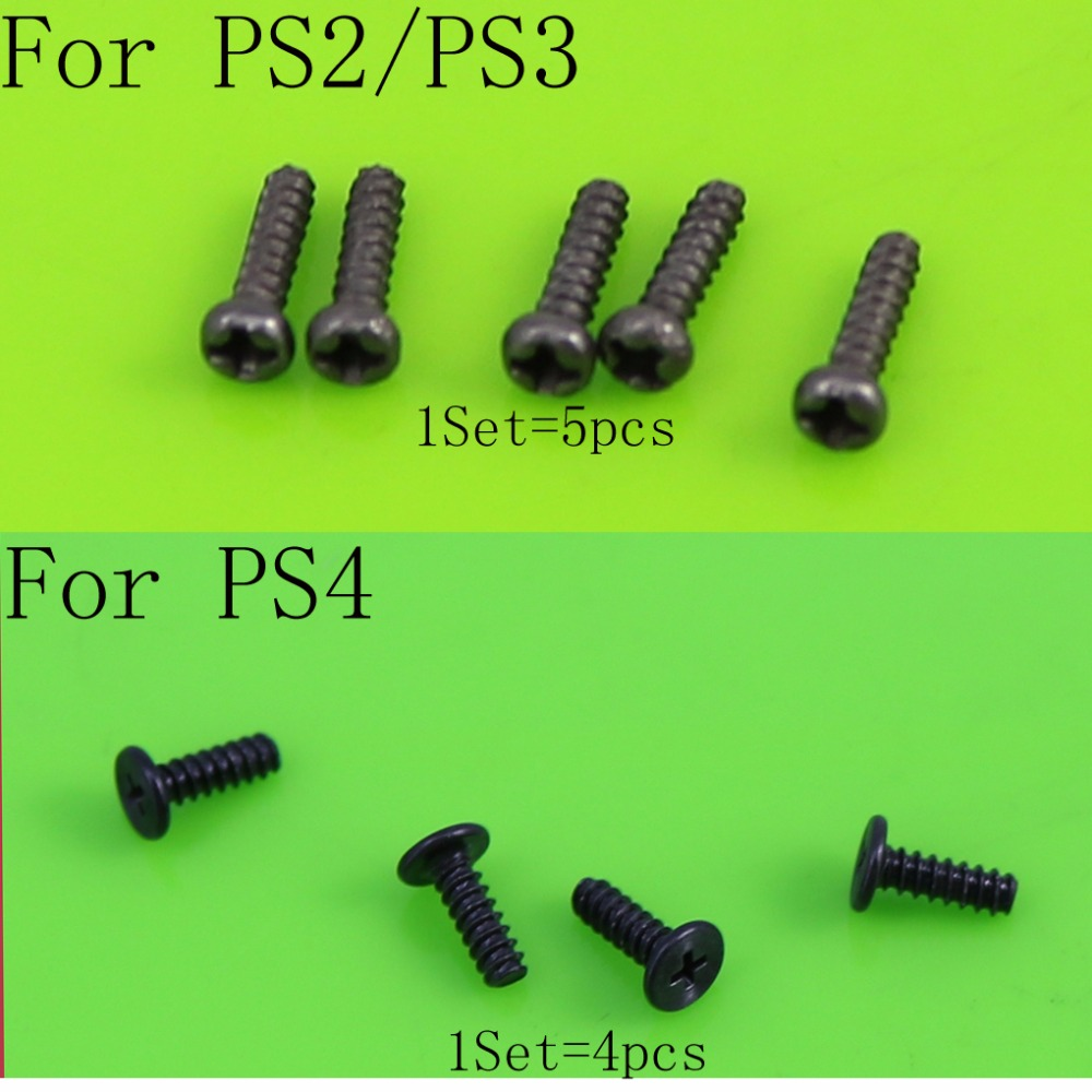 Phillips Head Screws Replacement For Play Station PS2 PS3 PS4 Gamepad Repair