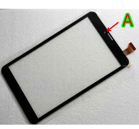 Witblue New touch screen For 8 Ginzzu GT-8005 3G Tablet touch panel digitizer glass Sensor replacement witblue new for 10 1 ginzzu gt 1020 4g tablet touch screen panel digitizer glass sensor replacement free shipping