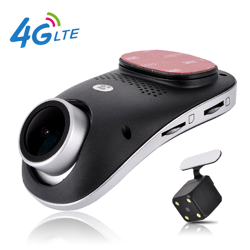 цены  4G Car DVR Support Android GPS ADAS/LDWS Dual Lens Car Camera Night Vision Full HD 1080P video Registrar WIFI Dash Cam