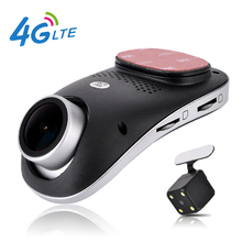 4G Car DVR Support Android GPS ADAS/LDWS Dual Lens Car Camera Night Vision Full HD 1080P video Registrar WIFI Dash Cam