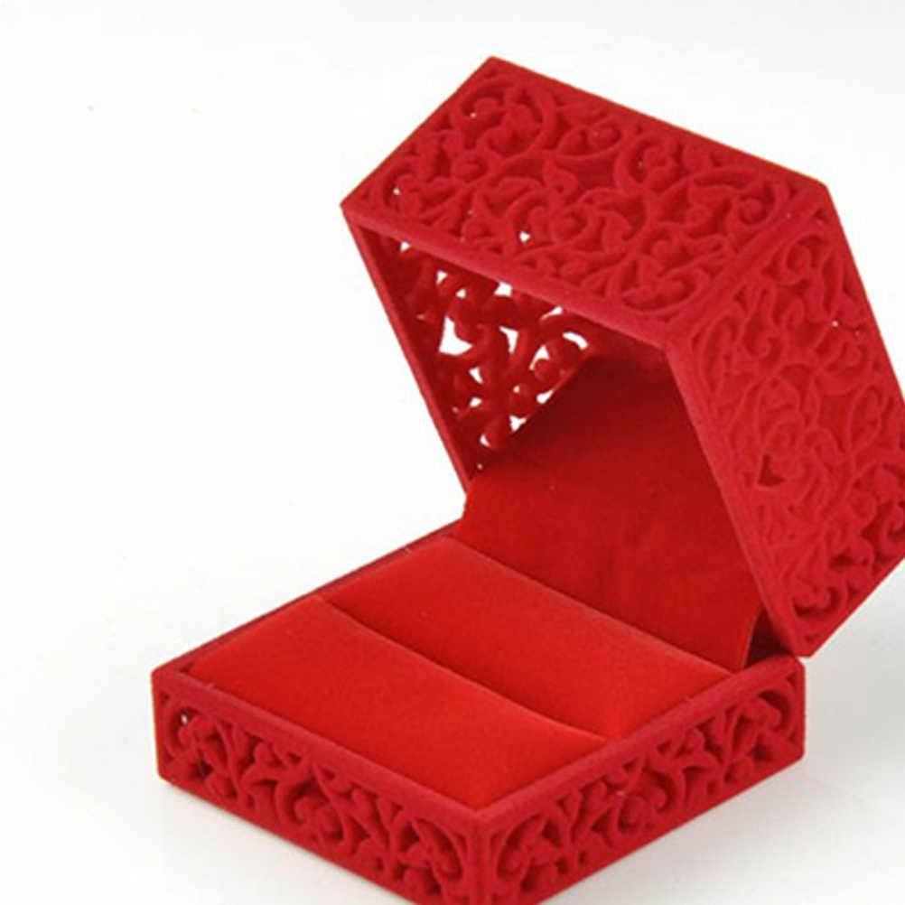 Ювелирная шкатулка для помолвки, Подарочный Свадебный мешочек, Восточное очарование, художественное искусство